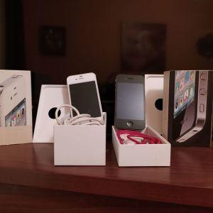 iphone 4 και  iphone 4s αριστη κατασταση