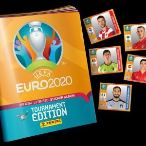 ΑΝΤΑΛΛΑΓΗ PANINI ΑΥΤΟΚΟΛΛΗΤΩΝ UEFA EURO 2020