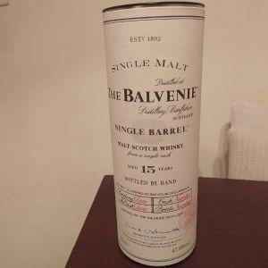 Συλλεκτικό ουίσκι Balvenie 15 ετών 47,8%