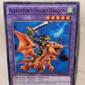 ALLIGATOR'S SWORD DRAGON