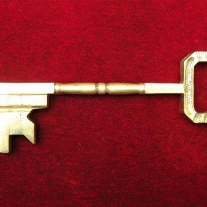 Μπρούτζινο κλειδί μεγάλο
