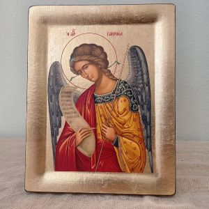 Αρχάγγελος Γαβριήλ εικόνα 19×15