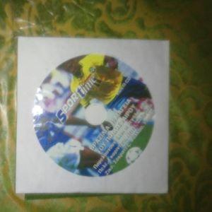 DVD ΒΡΑΖΙΛΙΑ Η ΜΑΓΕΙΑ ΤΟΥ ΠΟΔΟΣΦΑΙΡΟΥ
