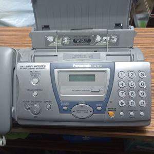 Πωλειται FAX Panasonic KX-FP1411GR
