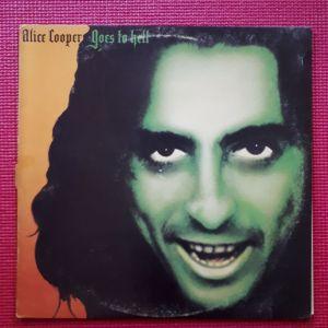 ΚΡΑΤΗΜΕΝΟΣ - ALICE COOPER (βινυλιο/δισκος classic rock/hard rock)