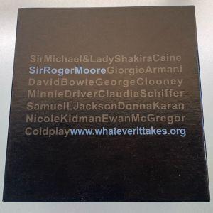 Συλλεκτική κούπα Sir Roger Moore