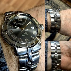 RAYMOND WEIL AUTOMATIC PARSIFAL COLLECTION