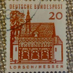 Γερμανία 1961 - Lorsch / Hessen