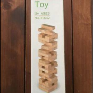 Ξύλινο παιχνίδι τύπου Jenga