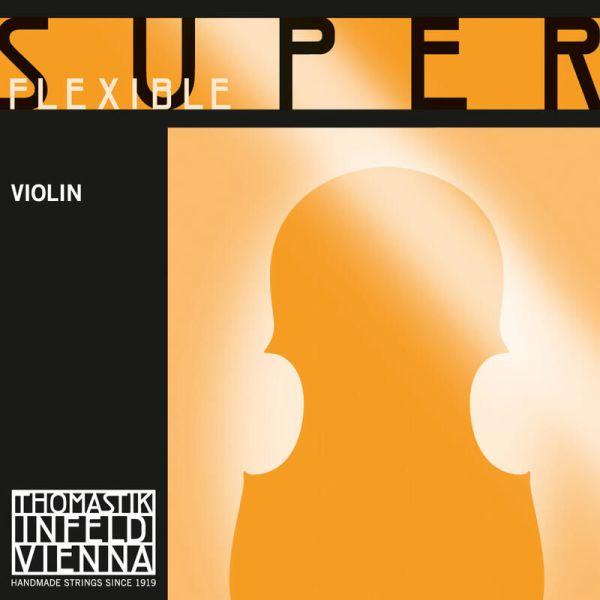 chordi violiou Thomastik Super Flexible 8st e2 - Heavy 4/4