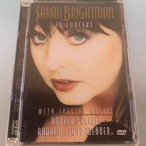 Sarah Brightman - In concert dvd