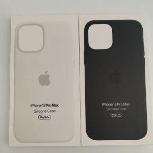 Θήκες σιλικόνης iPhone 12 Pro Max OEM