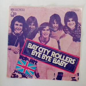 "Bay City Rollers - Bye Bye Baby ( Vinyl, 7"", 45 RPM, Single)"