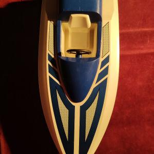 5 ευρώ. Playmobil βάρκα 12Χ28