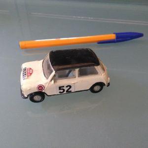 mini cooper special μοντελισμος μινιατουρα  25ετιας