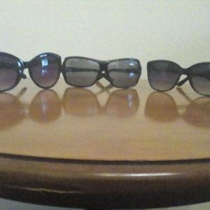 Γυαλιά ηλίου γυναικεία όλα μαζί