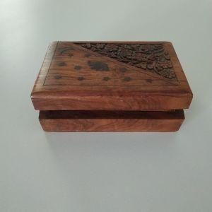 Vintage χειροποιητο κουτι