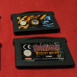 Game Boy Adv Games 5 euro Each