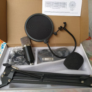 σετ πυκνωτικο μικρόφωνο