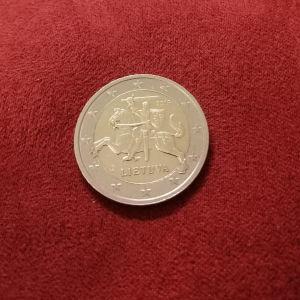 2 euro Lietuva 2015!!