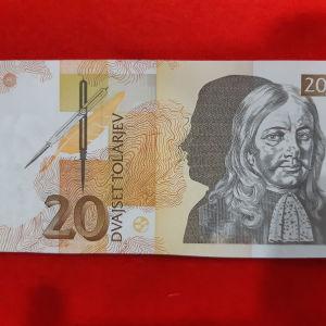 68 # Χαρτονομισμα Σλοβενιας