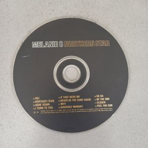 Melanie C - Northen Star [CD Album] - ΧΩΡΙΣ ΘΗΚΗ