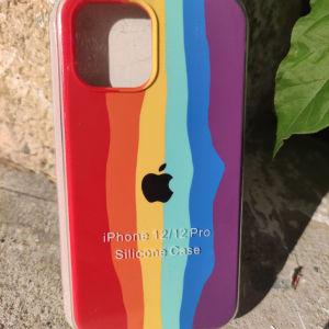 Original OFFICIAL Apple Θήκες σιλικόνης για IPhone 12 / 12 Pro