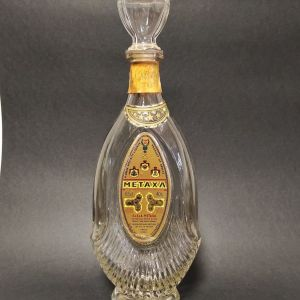 Συλλεκτικό μπουκάλι Metaxa