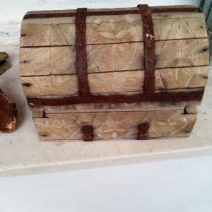Κουτι ξηλινο(15χ10χ10)
