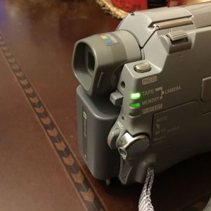 Sony Hanbycam DCR HC40E