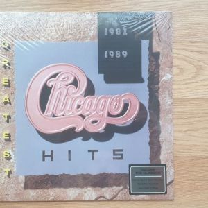 Chicago - Greatest Hits 1982-1989 LP Reissue SEALED!!!