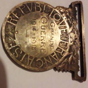 Γαλλικό Μετάλλιο - Ά Παγκοσμίου Πολέμου