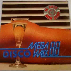 Vinyl LP ( 1 ) - Disco Megamix '88