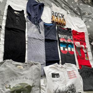 μπλούζες κ φούτερ σκιά για αγορι 10-14 ετών