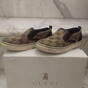 Gucci παιδικα μοκασίνια νούμερο 26-27