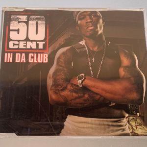 50 cent - In da club 5-trk cd single