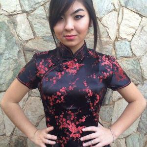 Ασιατική Μπλούζα - Small