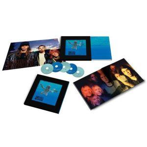 Nirvana - Nevermind (deluxe box set 4cd/dvd)
