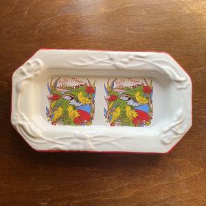 Vintage Καλό Πάσχα Πιάτο, Emil Ceramic, Made in Greece