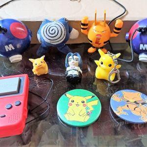 πόκεμον: vintage φιγούρες και αξεσουάρ, Tomy / Nintendo 2000 - 2002