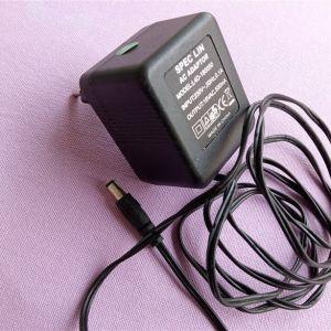 Τροφοδοτικό Ηλεκτρονικών Power Supply Charger AC/AC 18V 500mA L4D-180050