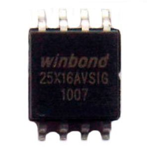 BIOS CHIP HP G62-a80SV SERIES NOTEBOOK
