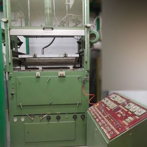 Πρέσα θερμοδιαμόρφωσης πλαστικών (VACUM)