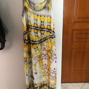 Twins maxi φόρεμα
