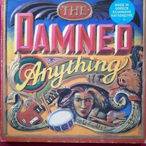 DAMNED (βινυλιο/δισκος new wave/punk rock)