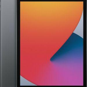 """Apple iPad 2020 10.2"""" με WiFi και Μνήμη 32GB Space Grey"""