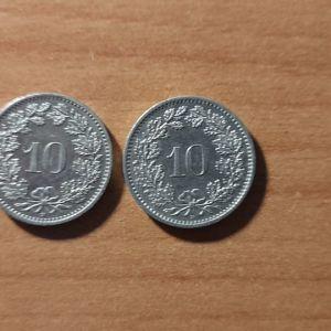 Συλλογή Νομισμάτων Ελβετίας