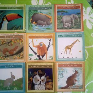 ο μαγευτικός κόσμος των ζώων