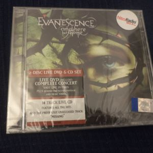 Evanescence – Anywhere But Home CD+DVD σφραγισμένο