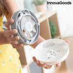 Λάμπα Κατά των Κουνουπιών Αναρρόφησης με Βάση για τον Τοίχο KL Lite InnovaGoods